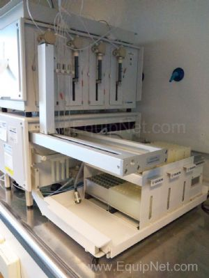 Gilson Aspec XL4 Automatic Sample Preparation Unit