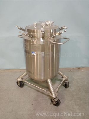 Mueller 100 Liter Jacketed Vessel