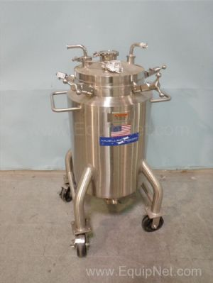 Mueller 60 Liter Jacketed Vessel