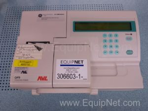 AVL OPTI 3 Blood Gas Analyser