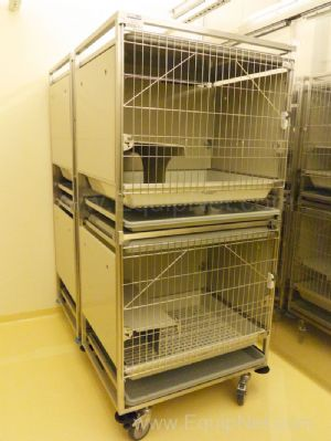 Scanbur-BK Stainless Steel Cages