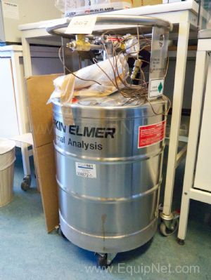 Perkin Elmer Thermal Analysis Nitrogen Container