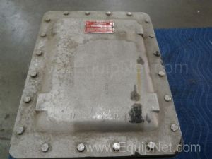 Curlee Manufacturing JBE 10146 Z GB Electrical Enclosure for Hazardous Locations
