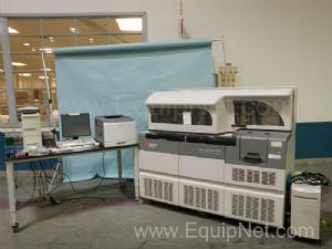 Beckman Coulter UniCel DxC 800 Synchron Clinical Chemistry Analyzer System