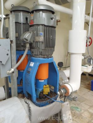 Goulds 3996 In-Line Process Pump