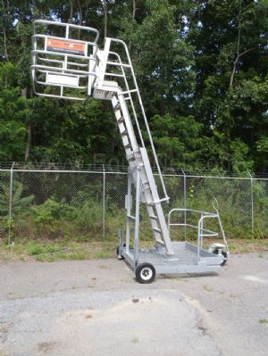 SafeRack M3-MAUI Fall Protection Ladder