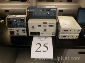 Lot of 6 Electrophoresis Power Supplies