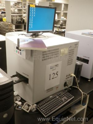 LJL Biosystems Analyst HT 96-384 Microplate Reader with Dell OptiPlex GX250P4 Computer Tower and Del
