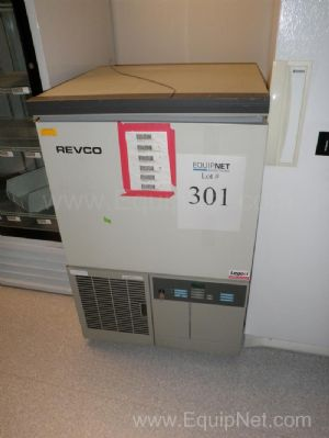 Revco ULT390-5-A31 -80 Degree Chest Freezer
