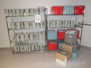 Large Lot of Miscellaneous Microplate Stacks
