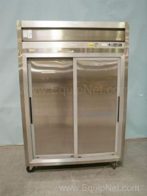 Jordan SPAT-5-GB Double Door Refrigerator