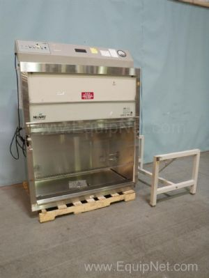 Nuaire NU-426-400 Class II Type A-B3 Biological Safety Cabinet