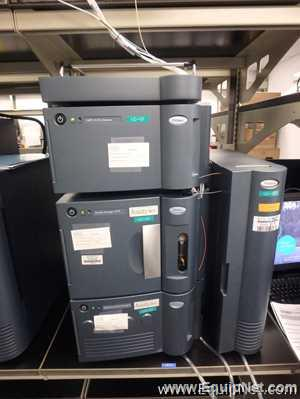 Waters e2695 HPLC System With 2489 UvVis Detector