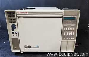 Hewlett Packard 5890E Gas Chromatograph