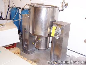 Scan Services S/S 100 litre Tilting, Heated Cooking Vessel