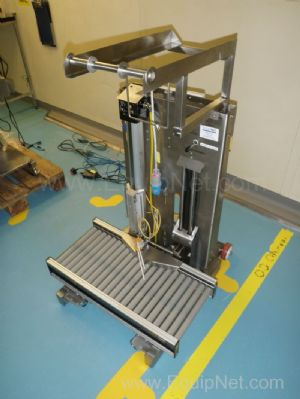 Stekko OE96 Mobile Stainless steel Automated pneumatic Box Lifter