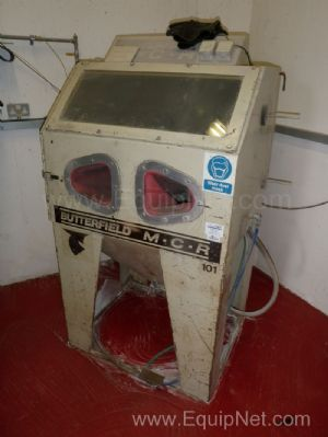 Butterfield MCR Shot Blasting Booth