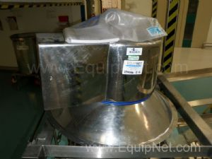 1 Lot of 5 off Drum Top mounted Stainless steel Gate stirrer units and mobile Transport unit