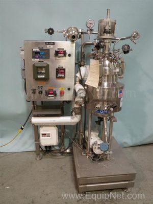 Precision Stainless TK-4060 24 Liter Jacketed Reactor