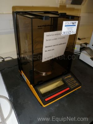 Sartorius Analytic A 200 S Shielded Bench Top 200g Weighscales