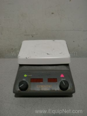 Corning model PC-420D Heated Stirrer Plate