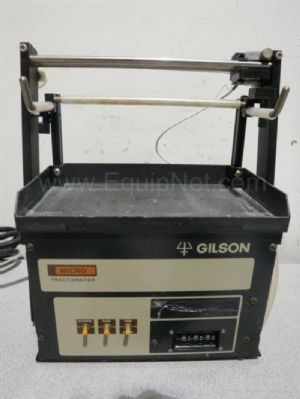 Gilson FC-80K Micro-Fractioner Fraction Collector