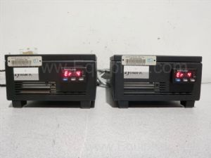 Lot of 2 Zymark TEC-935 Temperature Controllers