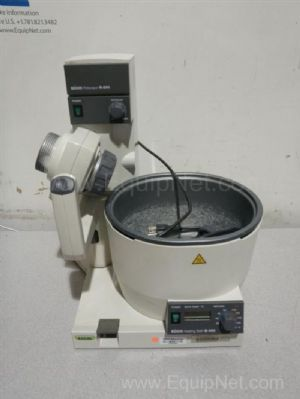 Buchi R-200 Rotavapor with B-400 Water Bath