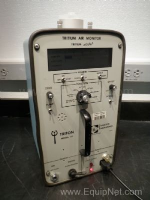 Johnson Laboratories  model Triton III Tritium Air Monitor