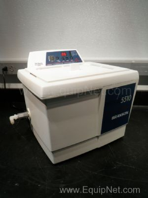 Branson model 5510-R-DTH Ultrasonic Cleaner