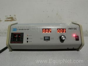 VWR Scientific VWR135 Electrophoresis Power Supply