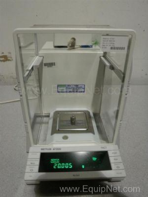 Mettler AT200 Analytical Balance