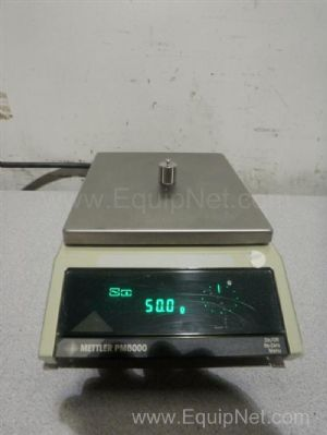 Mettler PM6000 Laboratory Benchtop Scale