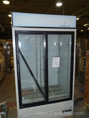 Beverage Air Double Door Refrigerator Needs Repair