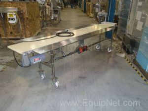 10' Packing Conveyor with NCC Controls