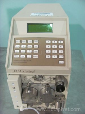 LDC Analytical Consta Metric 4100 Solvent Delivery