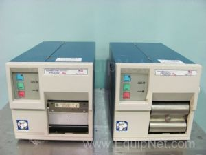 (2)Datamax Prodigy Label Printer