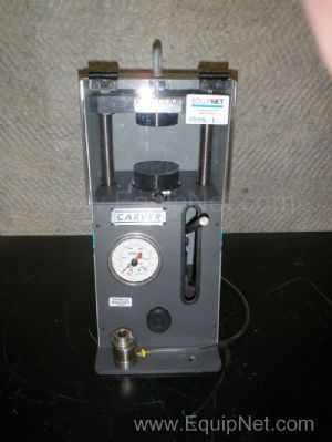 Carver Model 4350.L 12 Ton Hydraulic Lab Press