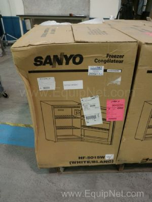 Unused Sanyo Model 5015 Freezer