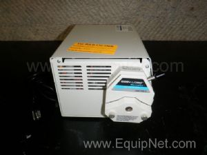 Cole Parmer Masterflex Model 7550-60 Computerized Pump Drive