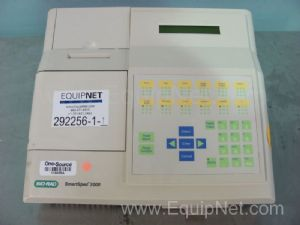 Bio Rad Smart Spec 3000 Spectrophotometer