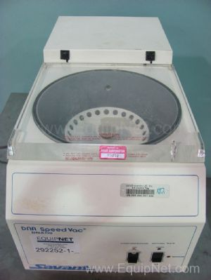 Savant DNA Speed Vac DNA110 Centrifuge