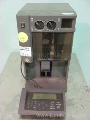 Beckman Coulter Particle Counter Z1