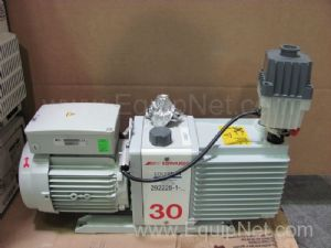 Edwards 30 Vacuum Pump Model E2M30