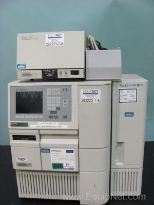 Waters 2695 Alliance HPLC System W/Waters 996 Photodiode Array Detector