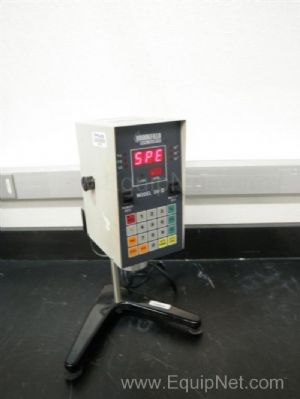 Brookfield model DV2 digital viscometer