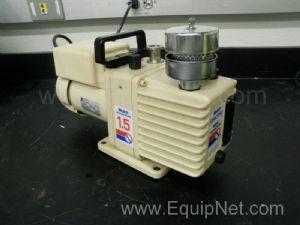 Welch model 8905A vacuum pump