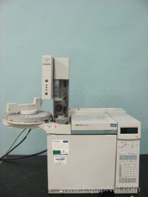 HP 6890 Gas Chromatagraph System Model G1530A