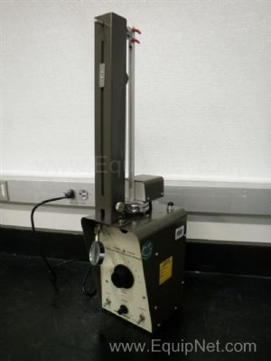 Thomas Hoover model Uni-melt Capillary Melting Point Apparatus