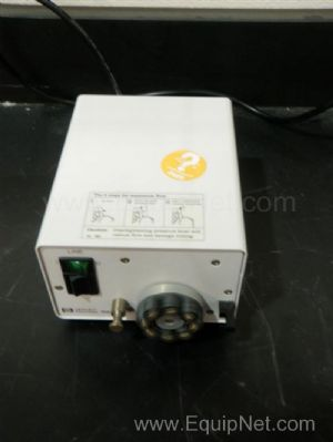 Hewlett Packard model 89052B Peristaltic Pump